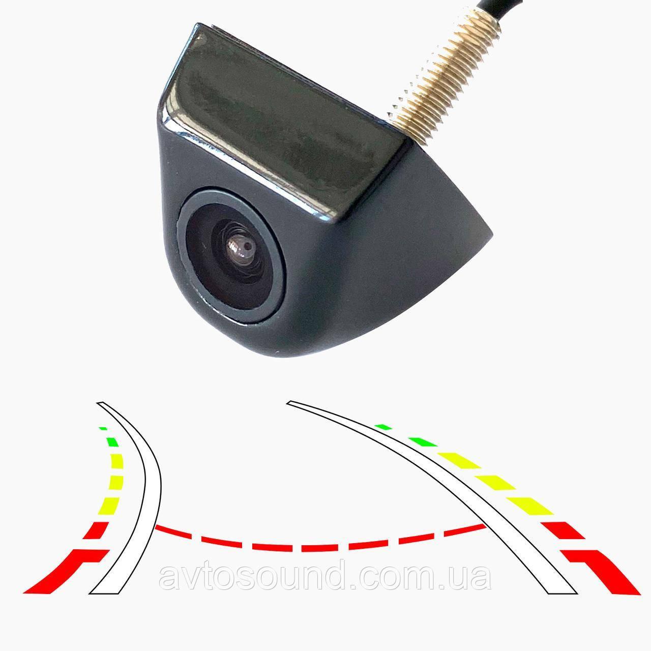 Камера с динамической разметкой заднего вида Prime-X D-15