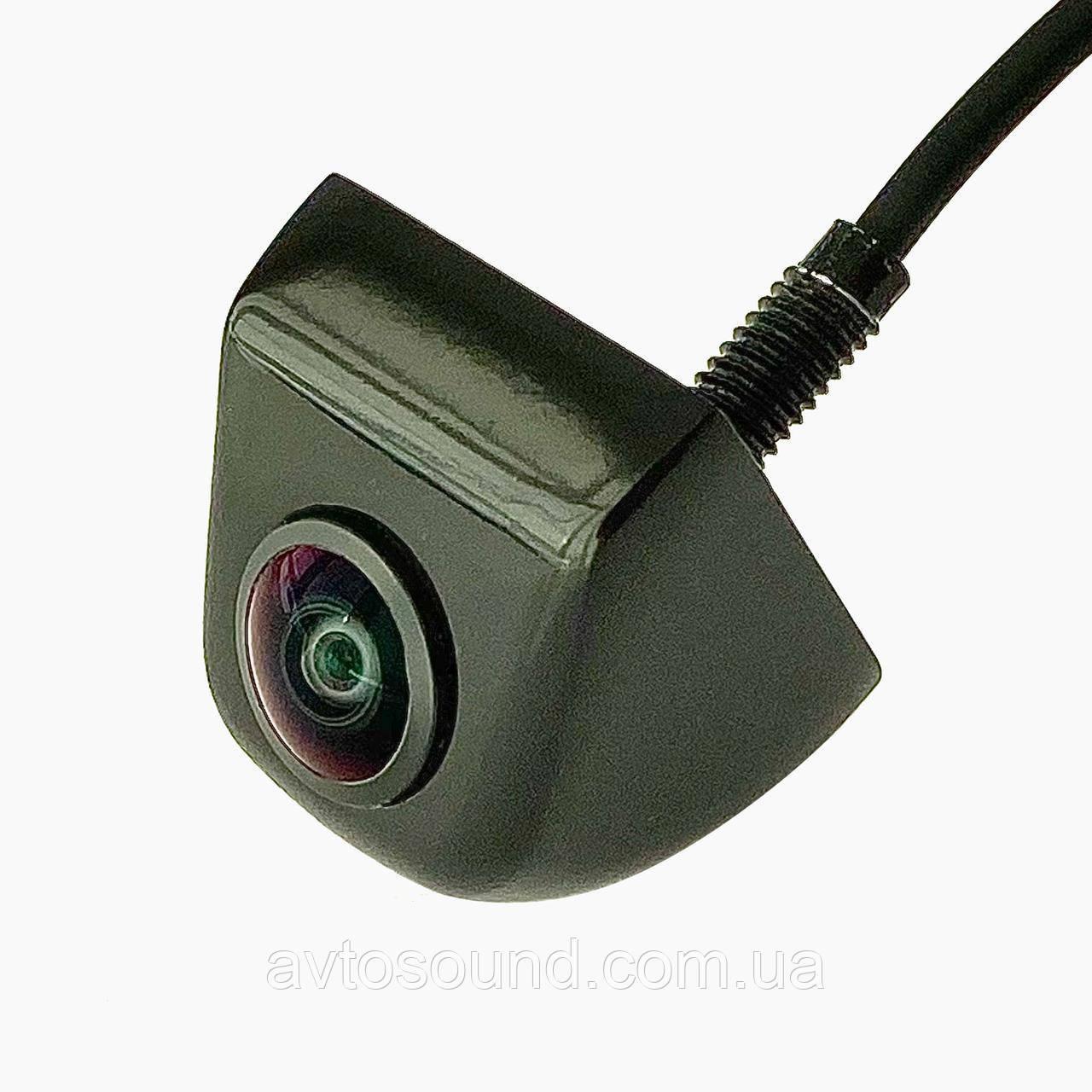 Камера заднього виду Prime-X MCM-15W black(ширококутна)