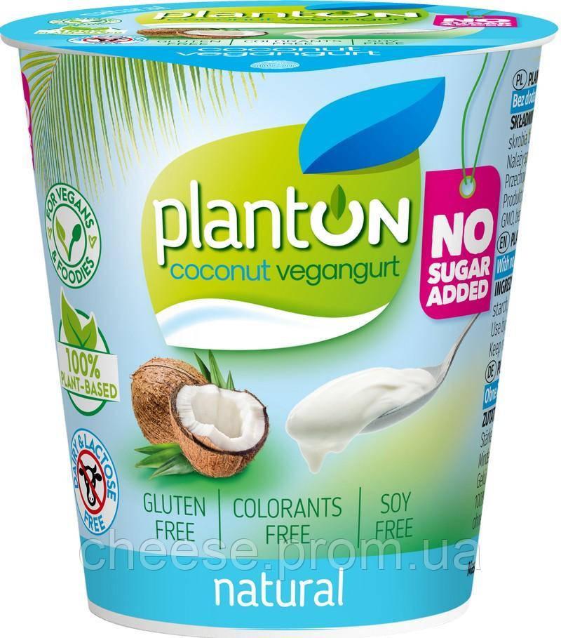 Йогурт веганський ананас і манго 160г PlantON