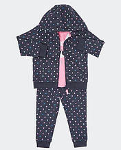 Комплект для девочки Dunnes, 0-3м (56-62см)