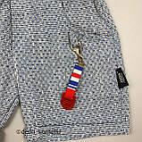 Комплект футболка, жилет, шорты для мальчика Голубой JOOIX Турция 74 (р), фото 4