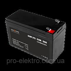 Тяговий свинцево-кислотний акумулятор LP 6-DZM-9 Ah