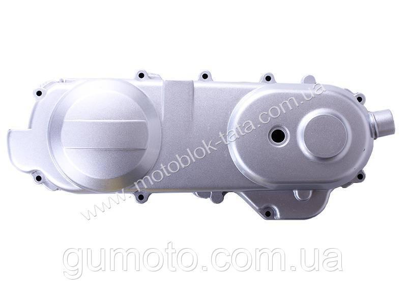 Крышка двигателя (длинная нога) - 50CC4T Y-BOX