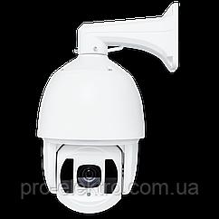 IP камера зовнішня GreenVision GV-082-IP-H-DOS20V-200 PTZ 1080P