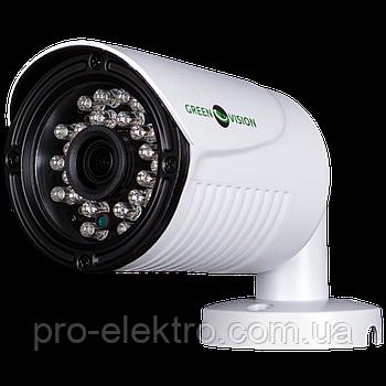 AHD Камеры Green Vision
