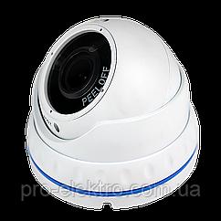 Гібридна Антивандальна зовнішня камера GreenVision GV-052-GHD-G-DOA20-3