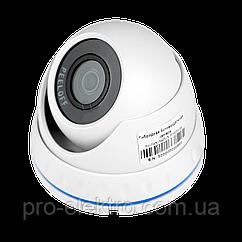 Гібридна Антивандальна зовнішня камера GreenVision GV-065-GHD-G-DOS20-2