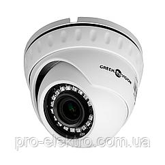 Гібридна Антивандальна зовнішня камера GreenVision GV-083-GHD-H-DOS20-20