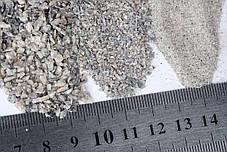 Гранитный песок для пескоструя. Фракция 1,8-3,0 мм (мешок 25 кг)