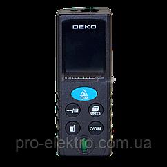 Лазерний далекомір DEKO LRD110-100m