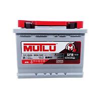 Акумулятор MUTLU SFB S3 6CT-60Ah/R 600A+ L2.60.054.A Автомобільний (МУТЛУ) АКБ Туреччина ПДВ