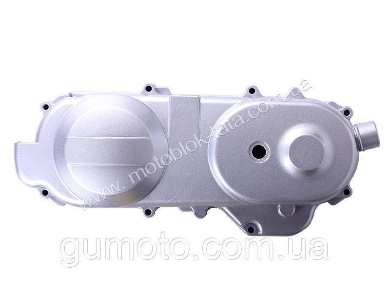 Крышка двигателя (короткая нога) - 50CC4T Y-BOX