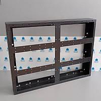 Кабинет рамка 64*48 для сборки модулей P10/P5 RGB ( толщина 100мм ), фото 1