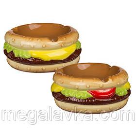 Пепельница ООТВ Hamburger керамическая