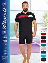 Футболка с шортами мужские RIMOLI 2065