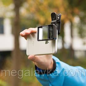 3D линза Universal для мобильного телефона