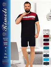 Футболка з шортами чоловічі RIMOLI 2065