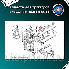 Прокладка коллектора впускного Д-144, Д-21 Д37М-1008070Б