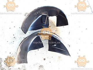 Підкрилки GEELY CK (2005 - 2008р) задні (2шт) (пр-во МЕГА ЛОКЕР) ПД 123677