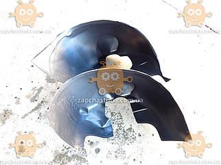 Підкрилки GEELY CK (2005 - 2008р) передні (2шт) (пр-во МЕГА ЛОКЕР) ПД 92154