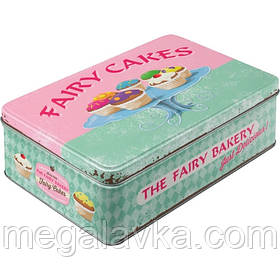 "Коробка для зберігання ""Fairy Cakes - Fresh every Day"" (30708)"