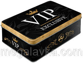 """Коробка для зберігання """"VIP Exclusive"""" Ностальгічне Art (30729)"""