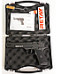 Пістолет стартовий Retay Eagle XU (Black) 9мм, фото 4