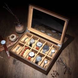 Скриньки для годинників, прикрас і книги шкатулки