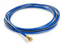 Проволокопровод металлический синий 0,8-1,0 мм 3 М LGS2150G/240G/250G/360G/505W для МИГ/МАГ Горелок Lincoln E
