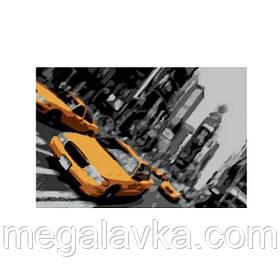 """Картина на полотні """"London Piccadilly"""", 50х70 см"""