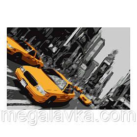 """Картина """"NY 5th Avenue"""", 80 х 120 см"""