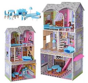 Будиночки для ляльок