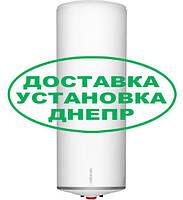 Водонагреватель Atlantic PC 75 литров/ 1190х338х345/ 2кВт/ ТЭН мокрый