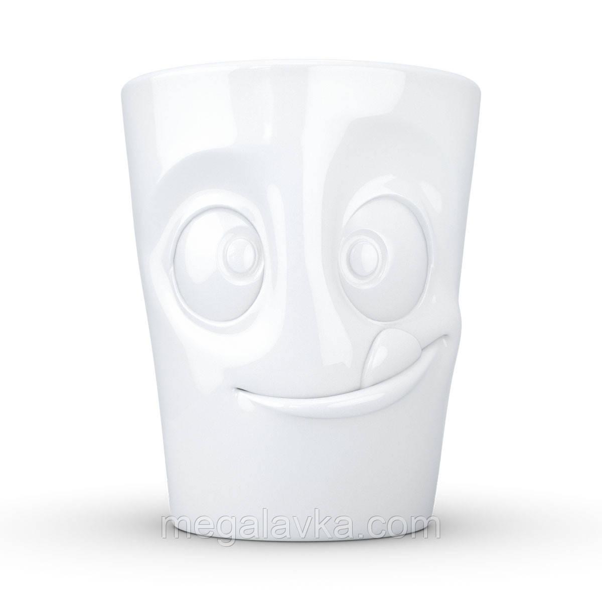 """Чашка Tassen """"Смакота"""" (350 мл), фарфор"""