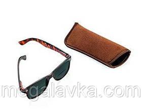 """Сонцезахисні окуляри коричневі """"CDU SUN"""" (+1,5)"""