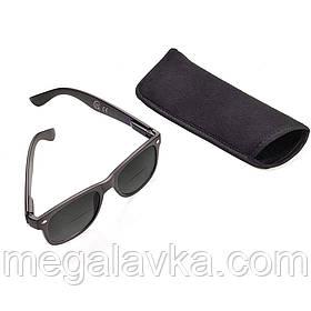 """Сонцезахисні окуляри чорні """"CDU SUN"""" (+3)"""