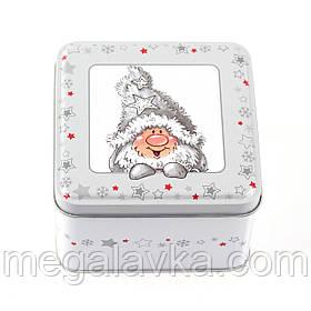 """Коробка різдвяна """"Домовик"""""""