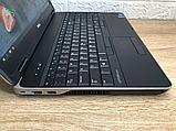 Міцний і потужний  Dell Latitude E6540 I5+SSD + HDD+IPS+FHD+Гарантія, фото 6