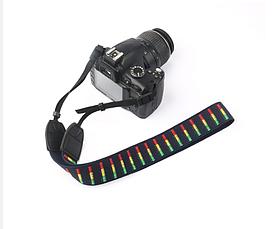 Плечовий нашийний ремінь для фотоапарата