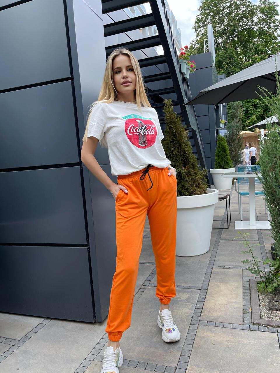 Женские летние спортивные штаны
