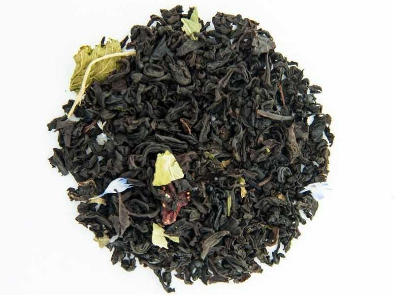 Чай Teahouse (Тиахаус) Брызги шампанского (черный) 250 г (Tea Teahouse Champagne splash (black) 250 g)