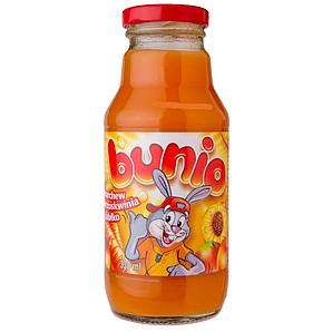 Сік Korkus 330мл морква-персик-яблуко, 15 шт/ящ