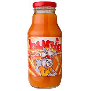 Сік Korkus 330мл морквяний, 15 шт/ящ