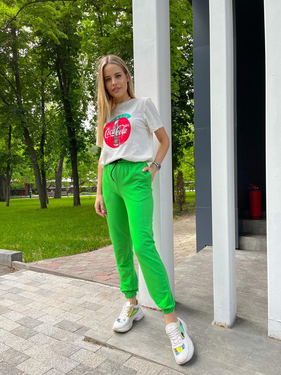 Жіночі літні спортивні штани