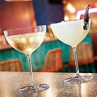 Келихи купе (блюдце) для коктейлів та шампанського C&S 350 мл