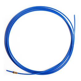 Проволокопровод тефлоновый синий CuSi для алюм.пров 0,8-1,0 мм 3 М LGS2150G/240G/250G/360G/505W для МИГ/МАГ Г