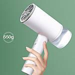 Отпариватель KQ01 ручной, вертикальный. Отпариватель для одежды, паровой утюг 1200 Вт, фото 6