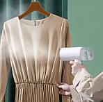 Отпариватель KQ01 ручной, вертикальный. Отпариватель для одежды, паровой утюг 1200 Вт, фото 8