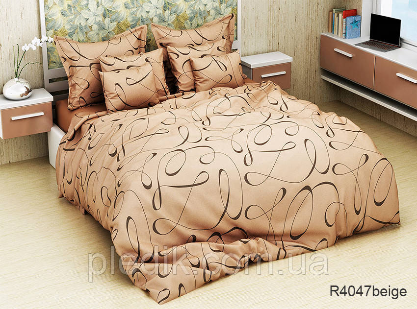 Двуспальный комплект постельного белья R7085