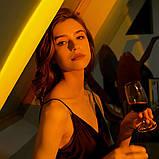 Проекционный светильник Sunset Lamp радуга USB светильник проектор свет радуги атмосферная лампа для фото, фото 5
